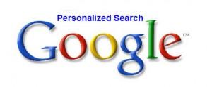 búsquedas personalizadas en Google